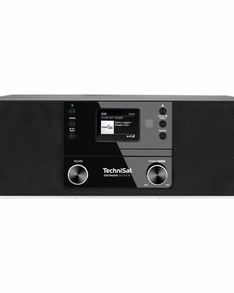 Technisat Internetový rádioprijímač Technisat Digitradio 370 CD IR čierny