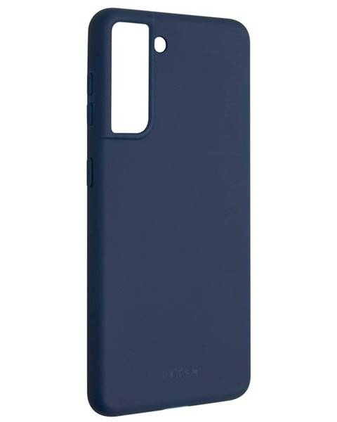 FIXED Kryt na mobil Fixed Story na Samsung Galaxy S21 5G modrý