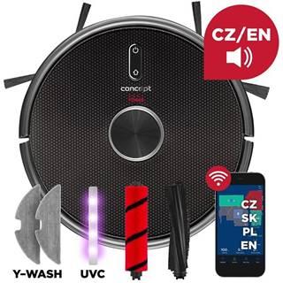 Robotický vysávač Concept VR3210 3v1 Real Force Laser UVC Y-wash
