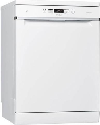 Umývačka riadu Whirlpool WFC 3C33 PF biela