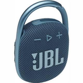 Prenosný reproduktor JBL Clip 4 modr