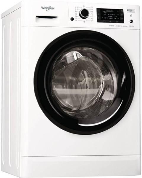 Whirlpool Práčka so sušičkou Whirlpool FreshCare+ Fwdd 1071682 WBV EU N biela