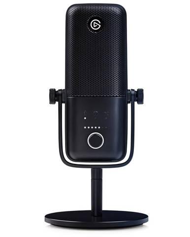 Mikrofón Elgato Wave:3 čierny