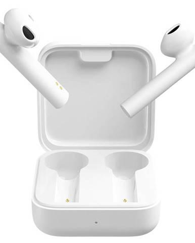 Slúchadlá Xiaomi Mi True Wireless Earphones 2 Basic biela