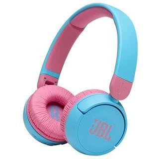 Slúchadlá JBL JR 310BT modrá/ružov