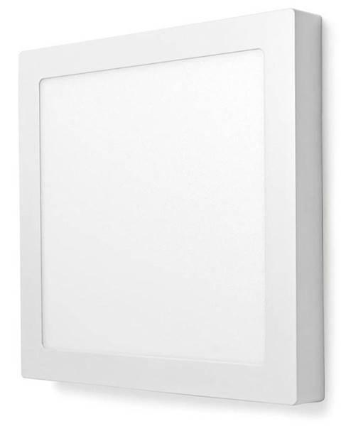 Nedis LED stropné svietidlo Nedis Wifilac30wt, Wi-Fi, 30 x 30cm, 18W,