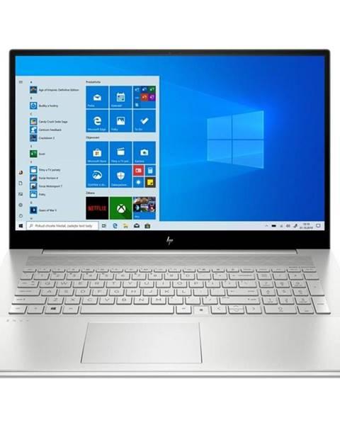 HP Notebook HP Envy 17-cg1004nc strieborný