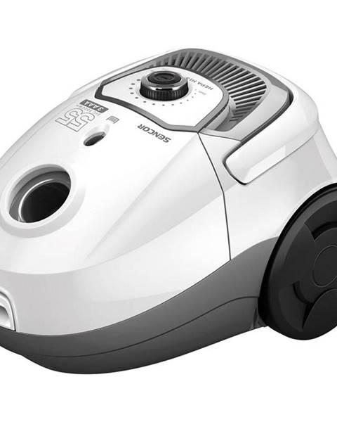 Sencor Podlahový vysávač Sencor SVC 5500WH biely