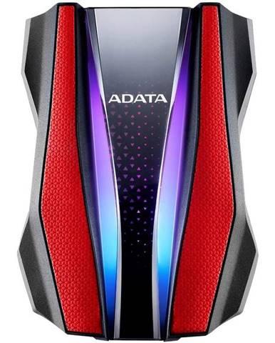 Externý pevný disk Adata HD770G 1TB červený