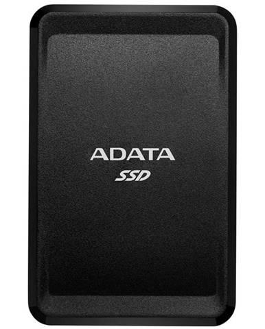 SSD externý Adata SC685 250GB čierny