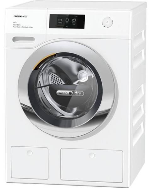 Miele Práčka so sušičkou Miele WTR 870 WPM biela