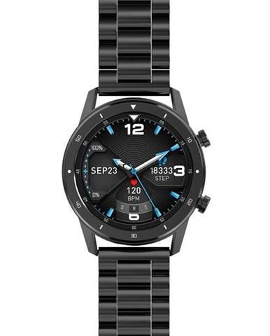 Inteligentné hodinky Aligator Watch Pro čierne