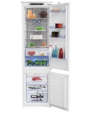 Kombinácia chladničky s mrazničkou Beko Bcna306e3sn