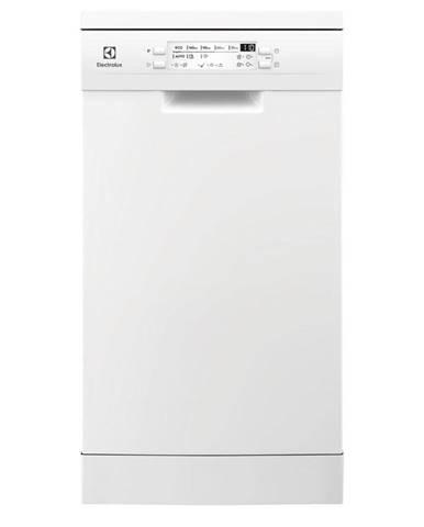 Umývačka riadu Electrolux Ess42200sw biela