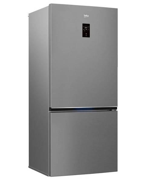 Beko Kombinácia chladničky s mrazničkou Beko Rcne720e3vzxpn