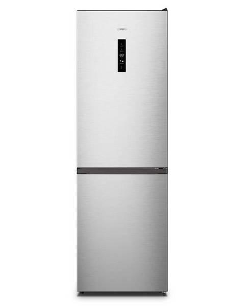 Gorenje Kombinácia chladničky s mrazničkou Gorenje Advanced N619eaxl4 nerez