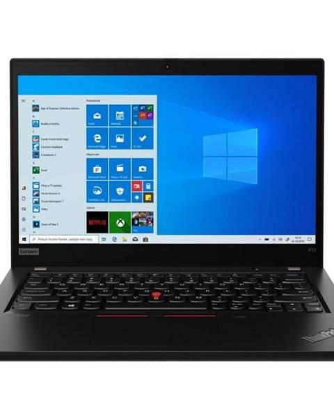 Lenovo Notebook Lenovo ThinkPad X13 čierny