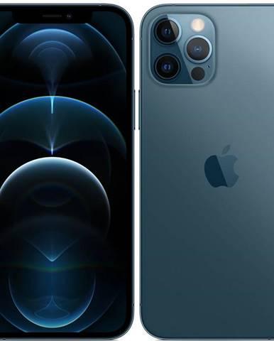 Mobilný telefón Apple iPhone 12 Pro Max 128 GB - Pacific Blue