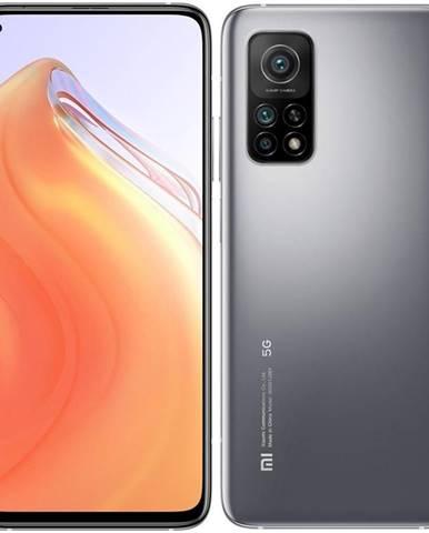 Mobilný telefón Xiaomi Mi 10T 8GB/128GB 5G - Lunar Silver