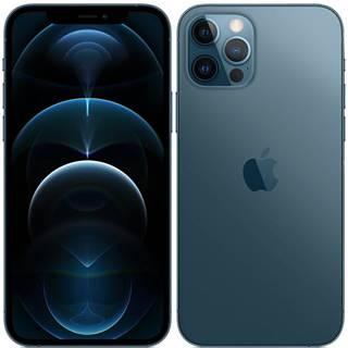 Mobilný telefón Apple iPhone 12 Pro 256 GB - Pacific Blue