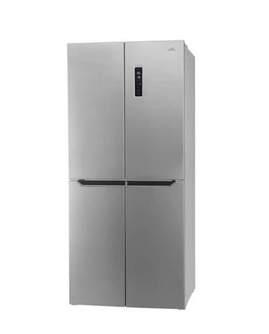 Americká chladnička ETA 139090010E strieborn
