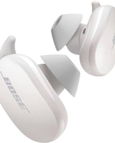 Slúchadlá Bose QuietComfort Earbuds biela
