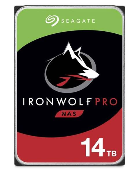 "Seagate Pevný disk 3,5"" Seagate IronWolf Pro 14TB"