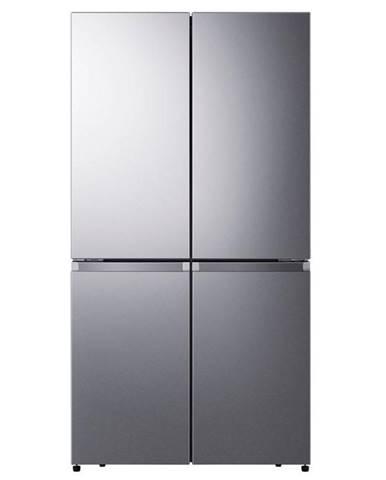 Americká chladnička Hisense Rq758n4sai1 nerez