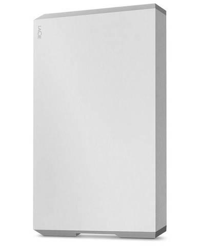 Externý pevný disk Lacie Mobile Drive 2TB, USB-C strieborný