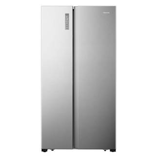 Americká chladnička Hisense Rs677n4acf nerez
