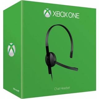 Headset  Microsoft Xbox One Chat Headset