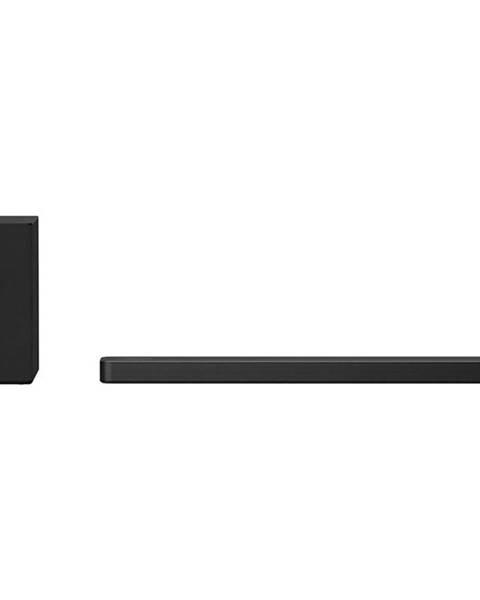 LG Soundbar LG SN8Y čierny
