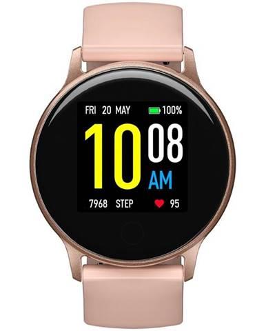 Inteligentné hodinky Umidigi Uwatch 2S ružové