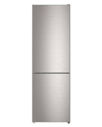 Kombinácia chladničky s mrazničkou Liebherr CNef 4313 nerez