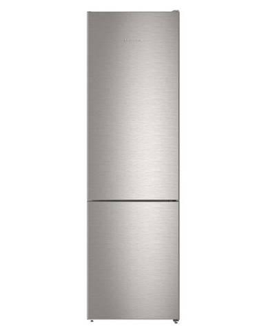 Kombinácia chladničky s mrazničkou Liebherr CNef 4813 nerez