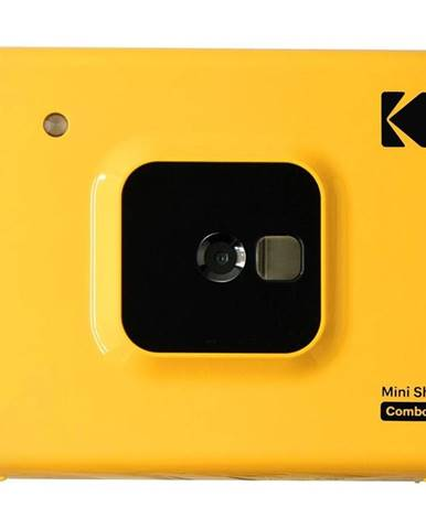 Digitálny fotoaparát Kodak Mini Shot Combo 3 žlt