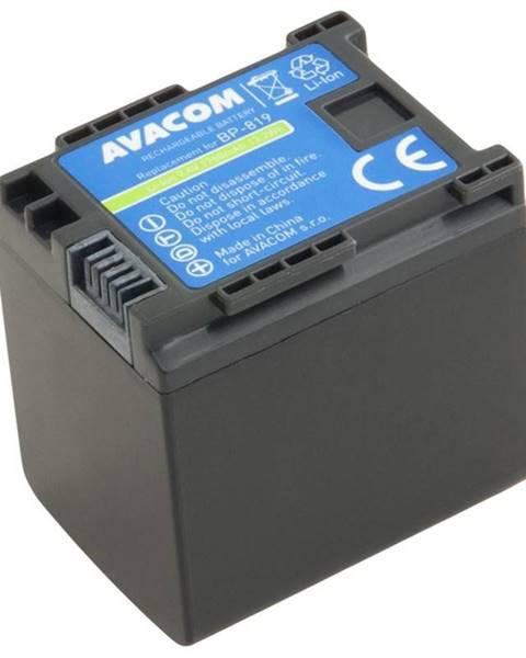 Avacom Batéria Avacom Canon BP-819 Li-Ion 7.4V 1780mAh 13.4Wh