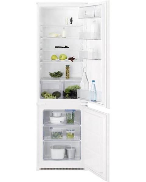 Electrolux Kombinácia chladničky s mrazničkou Electrolux Knt2lf18s