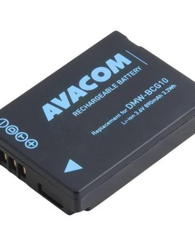 Batéria Avacom Panasonic DMW-BCG10 Li-ion 3.6V 890mAh 2.9Wh