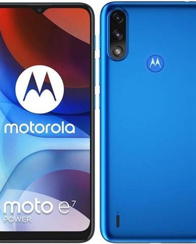 Mobilný telefón Motorola Moto E7 Power modrý