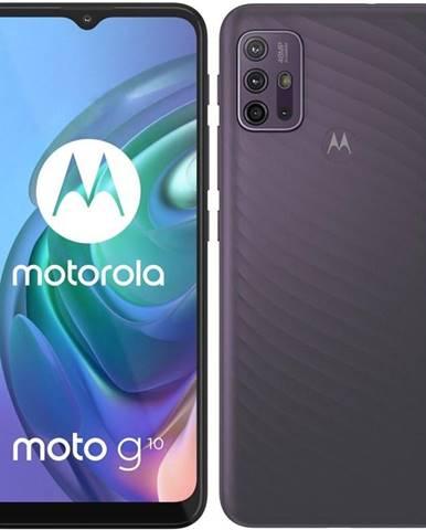 Mobilný telefón Motorola Moto G10 - Aurora Grey