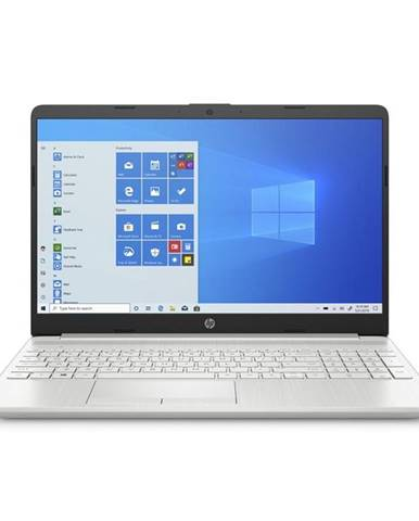 Notebook HP 15-gw0001nc strieborný