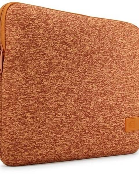 """Case Logic Púzdro Case Logic Reflect Refpc114p na notebook 14"""" oranžové"""