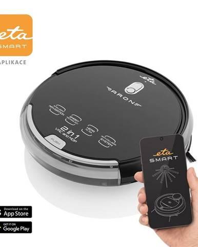 Robotický vysávač ETA Aron 2512 90000 čierny