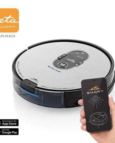 Robotický vysávač ETA Falco Smart 251590000 strieborn