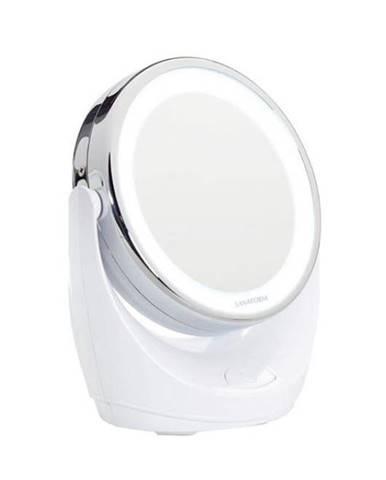 Zrkadlo kozmetické Lanaform LA131004 Led Mirror biele