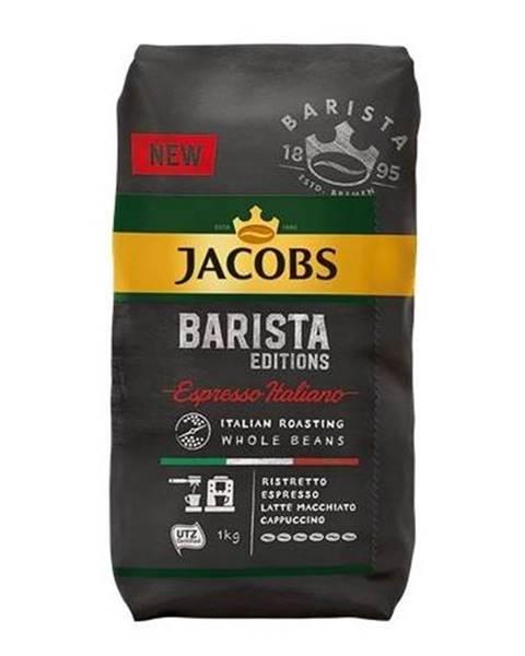 Jacobs Káva zrnková Jacobs Barista Espresso Italiano 1000g