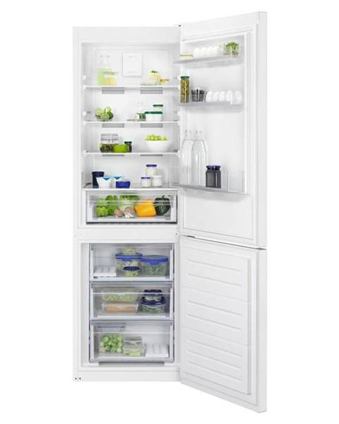 Zanussi Kombinácia chladničky s mrazničkou Zanussi Znme32fw0 biela
