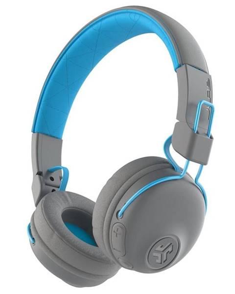 JLab Slúchadlá JLab Studio Wireless On Ear sivá/modrá
