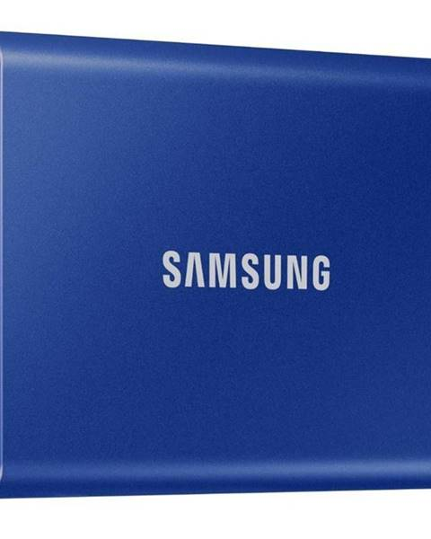 Samsung SSD externý Samsung T7 1TB modrý
